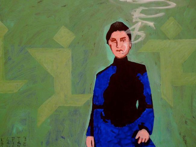 Gunter painting
