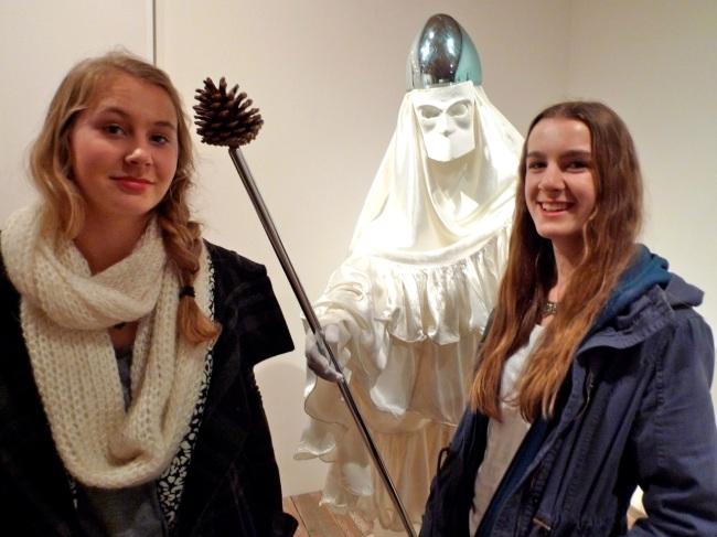 Katharina Alf, Pope Alice and Franziska Alf