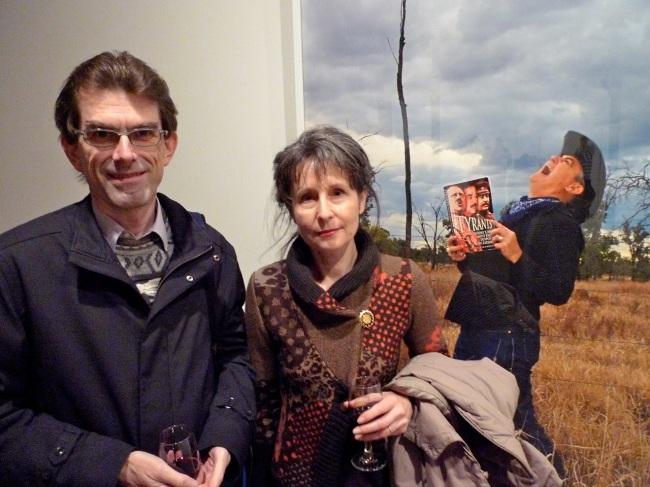 Stephen Winter and Elizabeth Weissensteiner