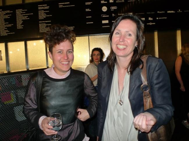 Alicia Frankovich and Rebecca Coates