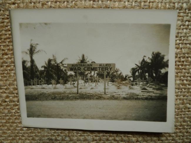Australian Allied War Cemetery