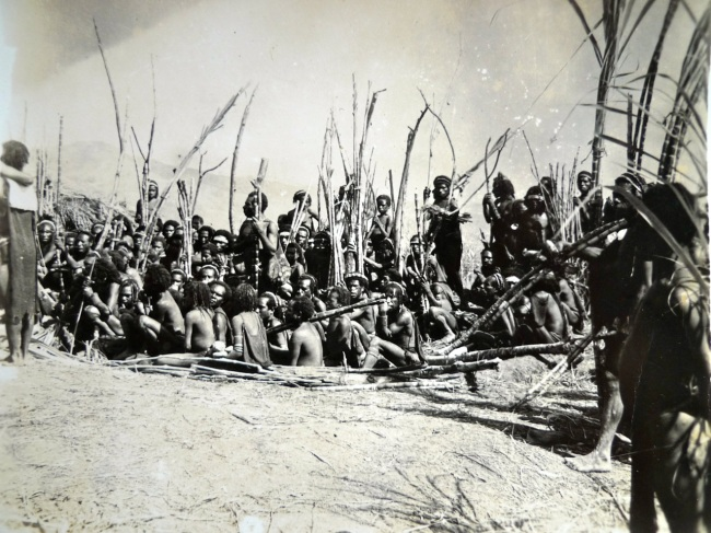 Group of PNG Men