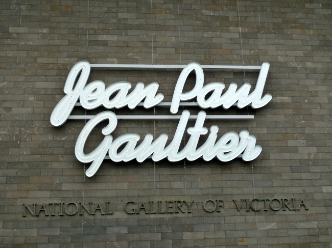 Jean Paul Gaultier, National Gallery of Victoria