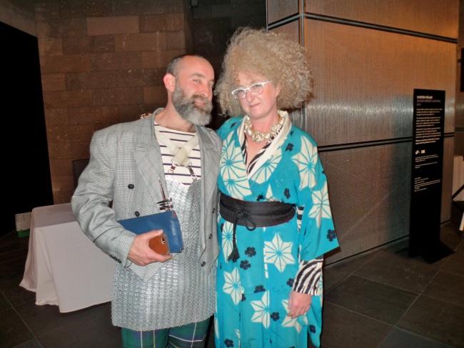 Jeremy Valentine and Moi