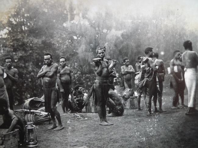 Local PNG Men