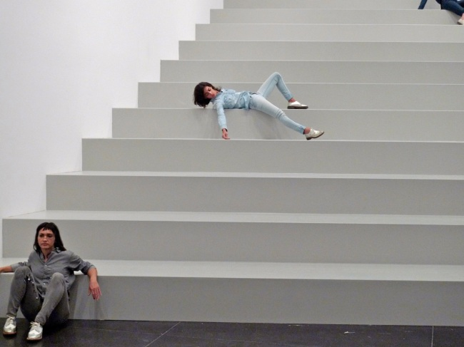 Maria Hassabi's 'Intermission'