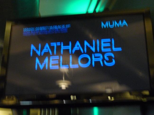 Nathaniel Mellors talk