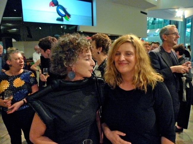 Anna Schwartz and Emily Floyd