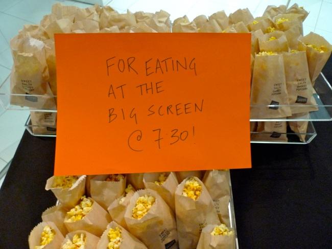 Art popcorn