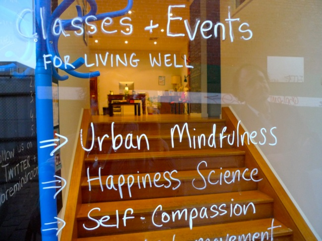 Classes and Events for Living Well
