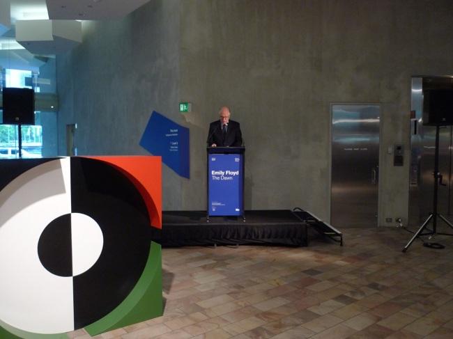 Corbett Lyon opening address