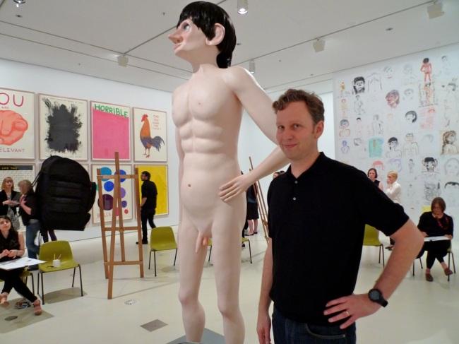 David and Life Model