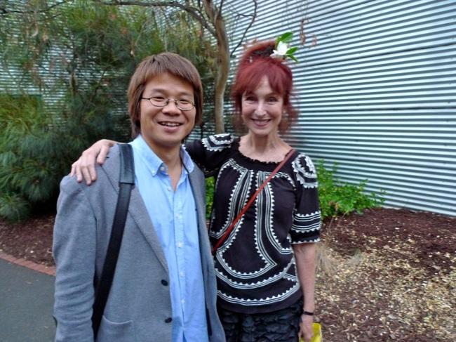Bejing Eric and Liz Presa