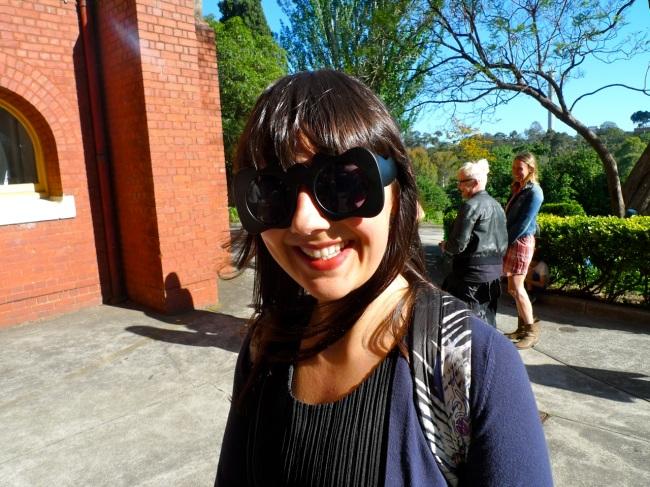 Curator Melissa Loughnan