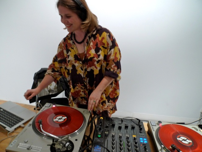 DJ Eleanor