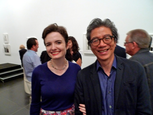 Jessica Piesse and Charles Lai