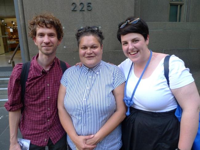 Marc Marlin, Salote and Anna