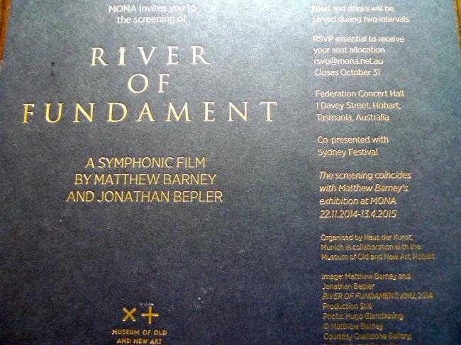A symphonic film