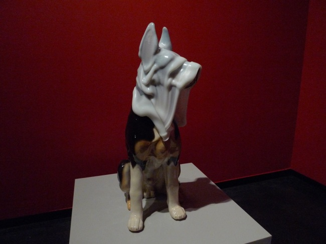 Paul Wood, Dog, 2010