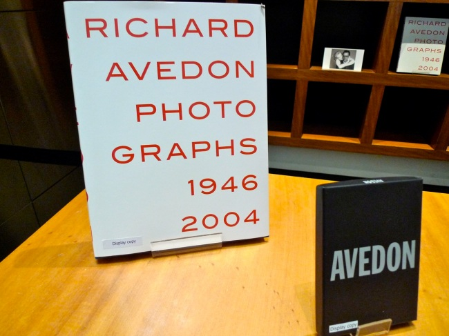 Richard Avedon merch
