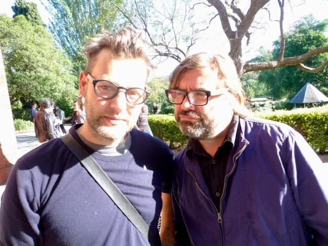 Simon and Jordy