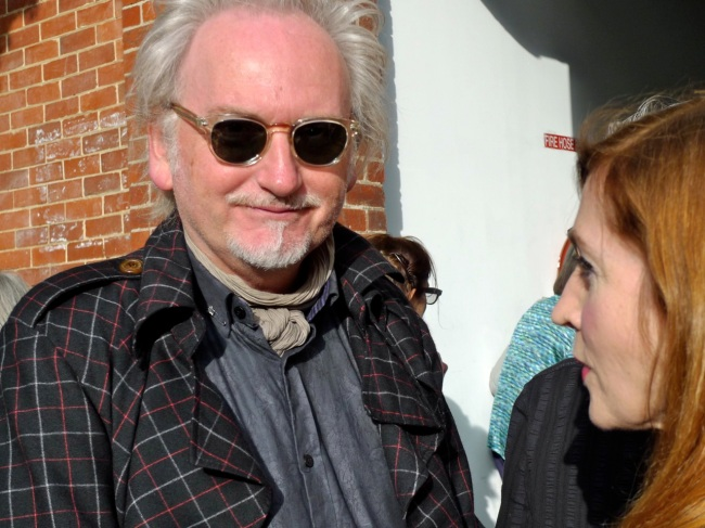 Ted Colless and Jane Burton