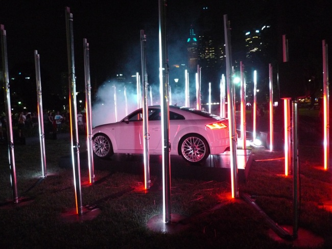 Audi Array, Alexandra Gardens