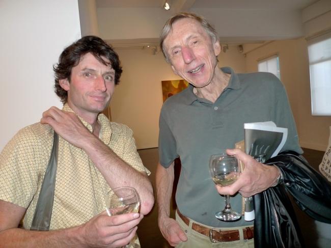Ben Armstrong and Norbert Loeffler