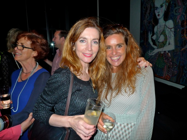 Jane Burton and Kristin Green