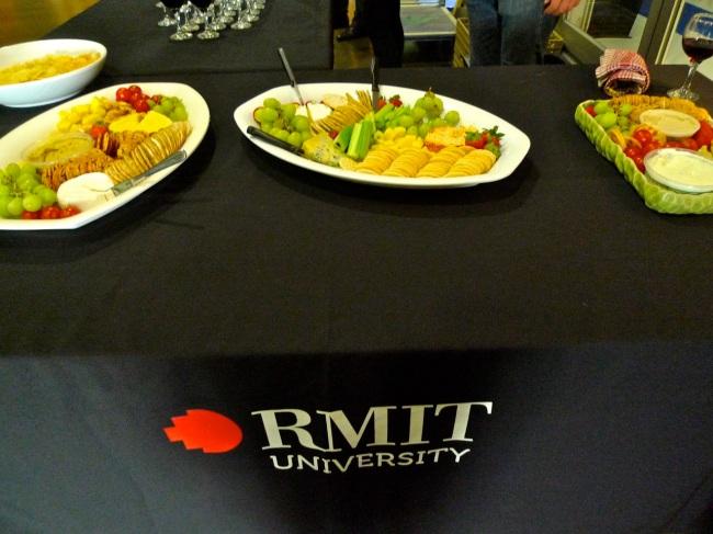 RMIT University hospitality