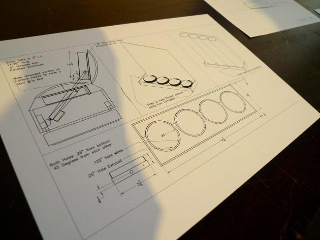 Spec drawings