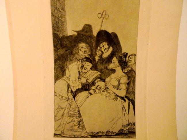 Theo's little Goya