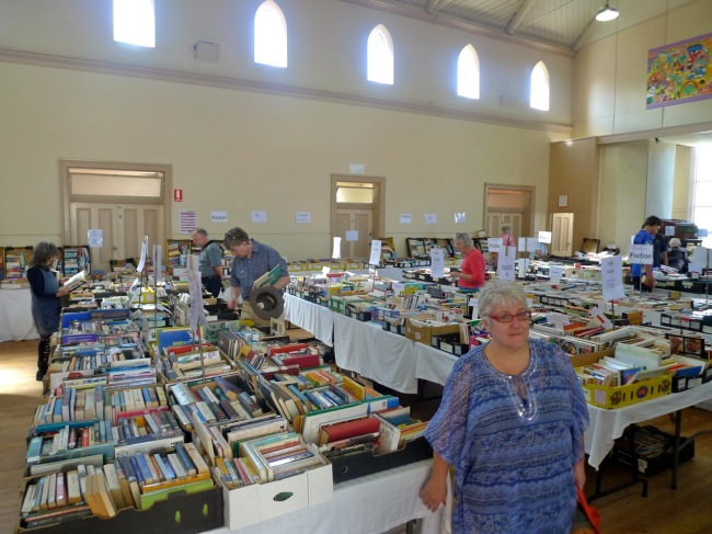 Ballarat Uniting Care Book Fair