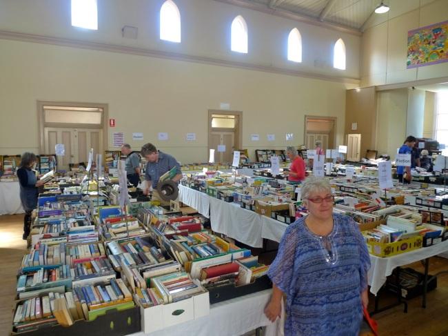 Ballarat Uniting Care Book Fair