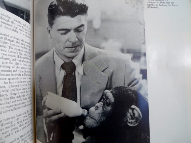Bedtime for Bonzo: Ronald Reagan