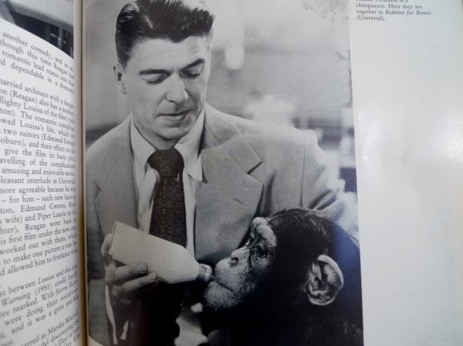 Bedtime for Bonzo: Ronald Reagan