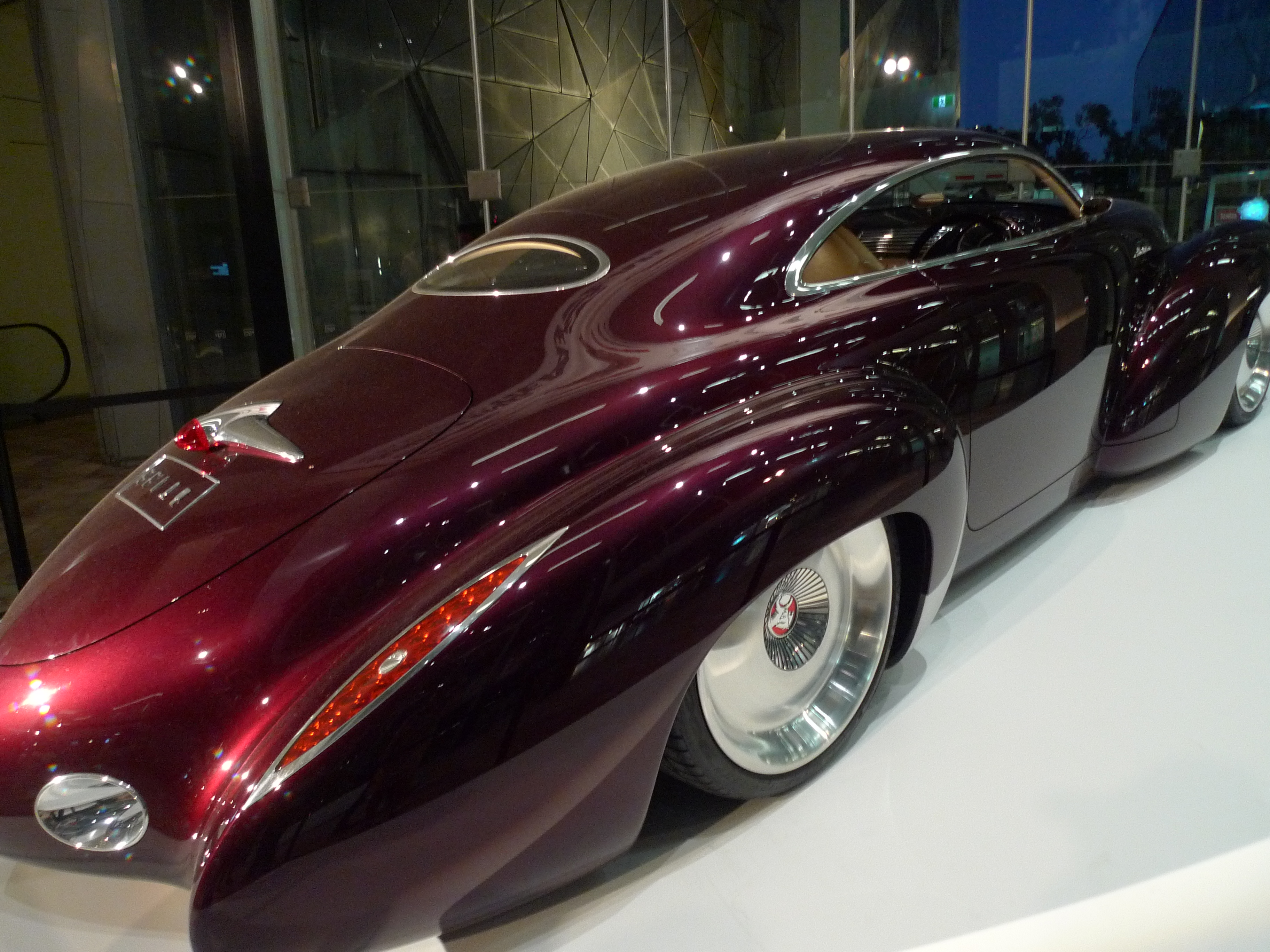 shifting gear: design, innovation and the australian car; ngv