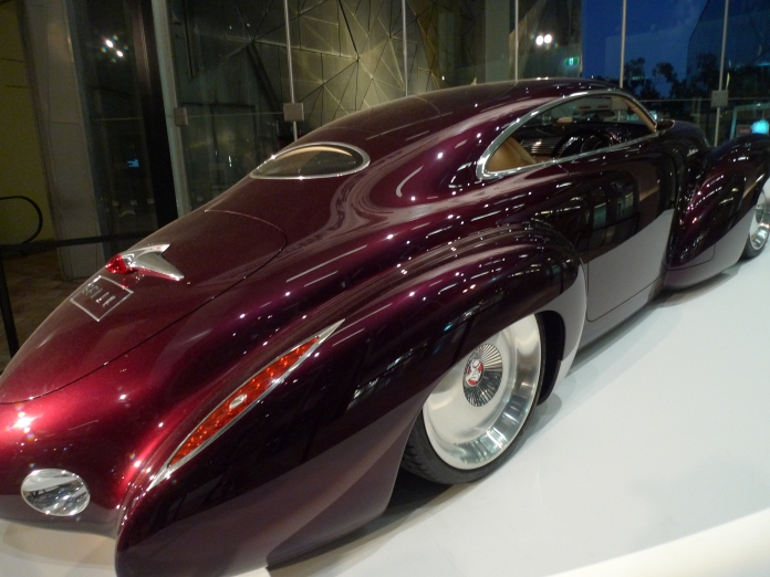 shifting gear: design, innovation and the australian car; ngv