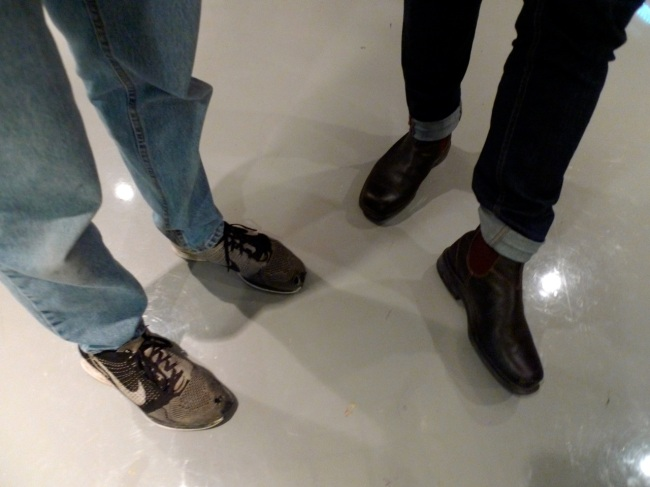 Art shoes