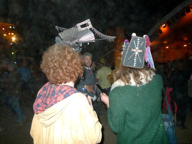 Boogie hats