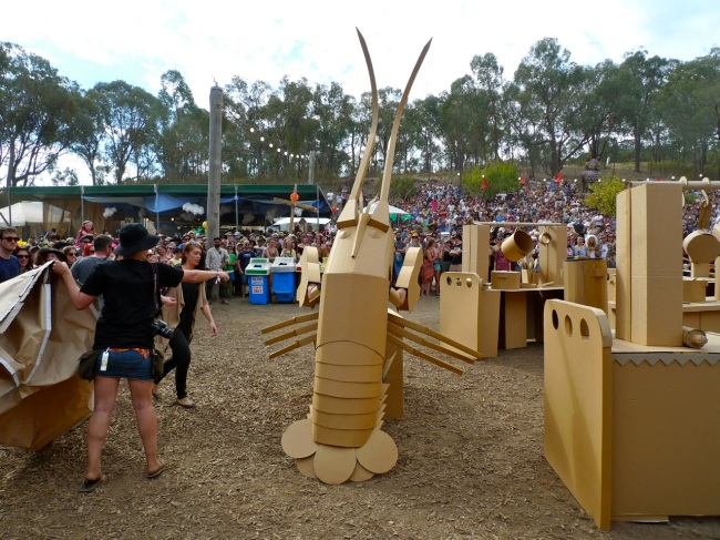 Box Wars: Yabby