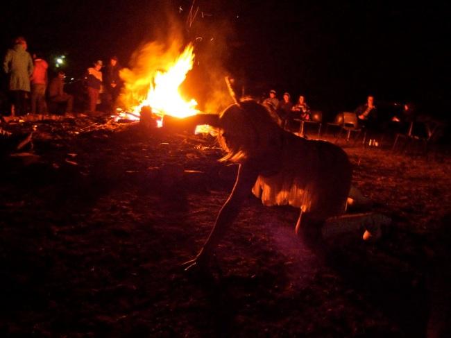 Fireside Chameleon moves