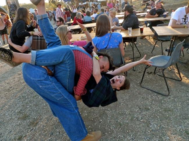 Gymnastics, Boogie style
