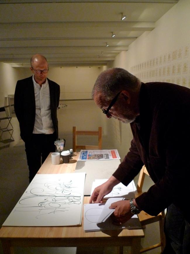 Lars Bang Larsen and Matt Mullican