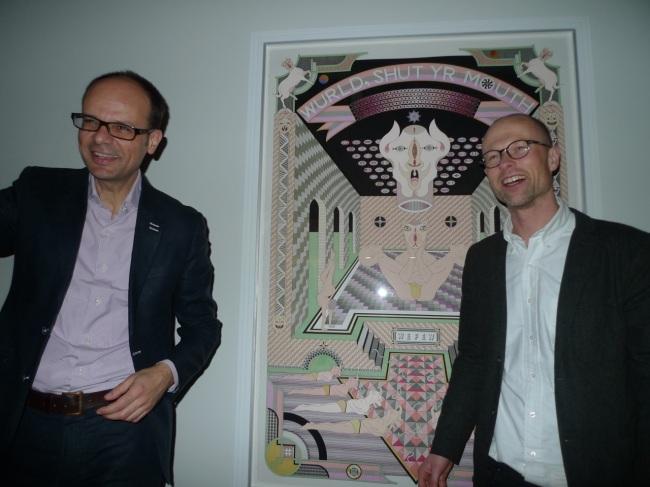 Marco Pasi and Lars Bang Larsen