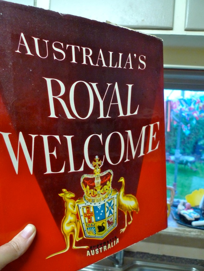 Royal Wecome (if you're a man) to the Royal Australasian College of Surgeons