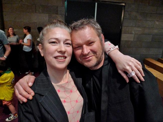 Sue Gossip Pop Dodd and Ronnie