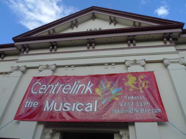 Centrelink: The Musical