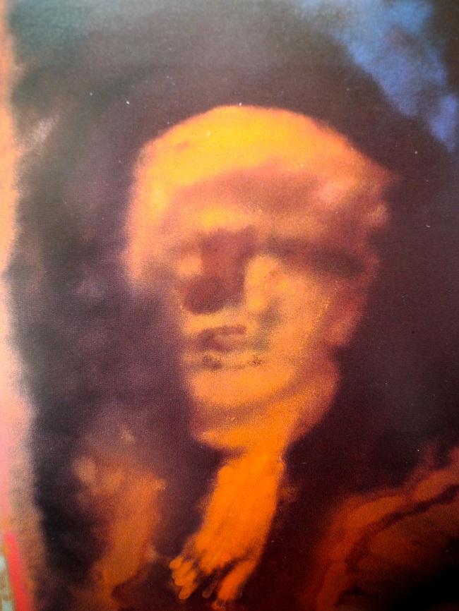 Self Portrait, 1986, Sidney Nolan