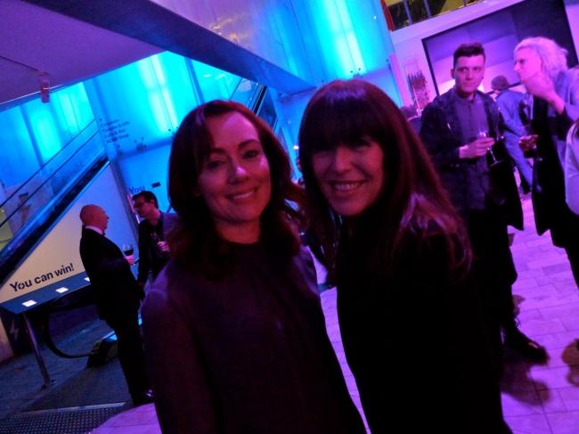 Natalie King and Vanessa Ryan